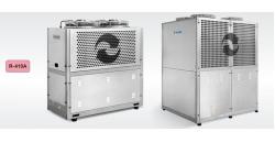 Тепловые насосы воздух/воздух серии SK мощностью 9,5-68,4 кВт.Кондиционеры воздух/воздух серии K мощностью 8,7-62,0 кВт
