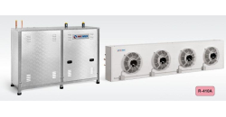 Тепловые насосы воздух/вода серии VA мощностью 9,5-96,0 кВт. Чиллеры воздух/вода серии A мощностью 8,7-87,0 кВт
