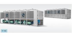 Чиллеры воздух/вода серии А мощностью 280-820 кВт