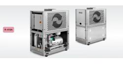 Тепловые насосы воздух/вода серии RC мощностью 7,1-36,7 кВт.Чиллеры воздух/вода серии C мощностью 6,5-33,6 кВт