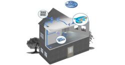 Система для распределения воздуха в централизованных приточно-вытяжных вентиляционных системах