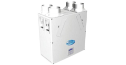 Канальные приточно-вытяжные устройства с рекуперацией тепла повышенной эффективности K250B-K450B