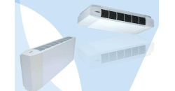 Фанкойлы для горизонтальной и вертикальной установки